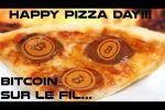 Épisode 93 : Happy Pizza Day!!! Bitcoin sur le fil...