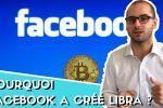 Pourquoi Facebook n'a pas utilisé le bitcoin ? Libra