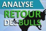 BITCOIN : LES ACHETEURS REFONT SURFACE ! ANALYSES TECHNIQUES BTC & ALTCOINS.