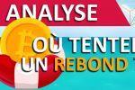 BITCOIN : JUSQU'OÙ CETTE BAISSE NOUS EMMÈNERA-T-ELLE ? ANALYSE TECHNIQUE BTC