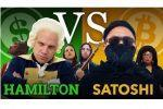 Bitcoin Rap Battle Debate: Hamilton vs. Satoshi