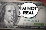 Il denaro è una finzione tecnologica