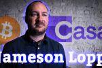"Interview with Jameson Lopp, CTO at Casa - ""Security Is a Form of Insurance."""