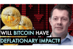 The Deflationary Impacts of Bitcoin