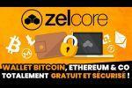 Zelcore : Wallet Bitcoin, Ethereum et bien d'autres totalement gratuit ET sécurisé !