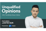 Crypto's East-West Divide with Tron Founder Justin Sun
