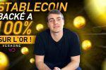 Un Stablecoin 100% backé par de l'OR  | VeraOne.io