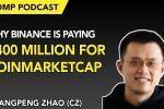 Waarom Binance CoinMarketCap koopt