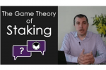 The Game Theory of Staking