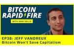 Waarom Bitcoin het kapitalisme niet zal redden
