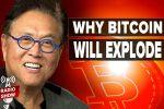 Bitcoin Will Hit 100k - Robert Kiyosaki & Anthony Pompliano