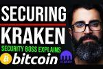 Securing Kraken Exchange w/ Nick Percoco