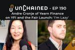 Andre Cronje of Yearn Finance on YFI and the Fair Launch