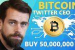 BITCOIN CEO TWITTER BUY CASH 50 MILLIONS !