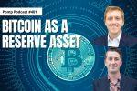 Parker Lewis & Will Cole over Bitcoin als reserve-asset