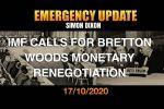 IMF Calls for Bretton Woods Monetary Renegotiation