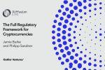 The EU Regulatory Framework for Cryptocurrencies