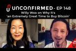 Willy Woo on Why It's an Extremely Great Time to Buy Bitcoin