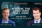 Michael Saylor On The Long-Term Bull Case for Bitcoin