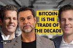 "The Winklevoss Twins: Bitcoin Is The ""Trade of the Decade"""