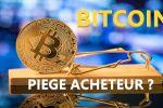 BITCOIN aux PORTES des 25000$ ATTENTION !!