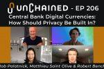 Central Bank Digital Currencies: How Should Privacy Be Built In?