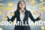 BITCOIN & ALTCOINS PESENT 1000 MILLIARDS !! VISA et sa CB USDC