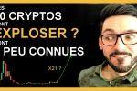 Crypto monnaie pas chere qui n'ont pas (encore) explosées ? TOP 10 crypto monnaie...