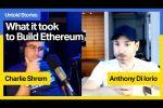 Creating Ethereum with Anthony Di Iorio