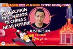 Justin Sun on China's Approach to Blockchain & Tron as Layer 2 Protocol