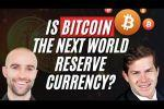Florian Grummes on Bitcoin as World's Reserve Currency
