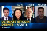 Debate: Is Bitcoin Worth USD 100k or 0? (Part 1 & 2)