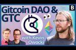 Gitcoin DAO & GTC Token with Kevin Owocki